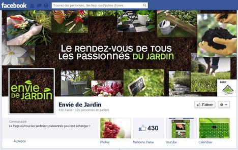 leroy merlin lance envie de jardin une page facebook pour jardiniers. Black Bedroom Furniture Sets. Home Design Ideas