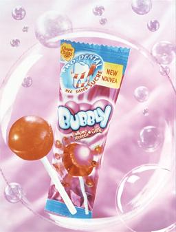 Chupa Chups développe sa gamme sans sucre