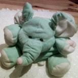 La doudou star de Brandt s'appelle Monsieur Elephant