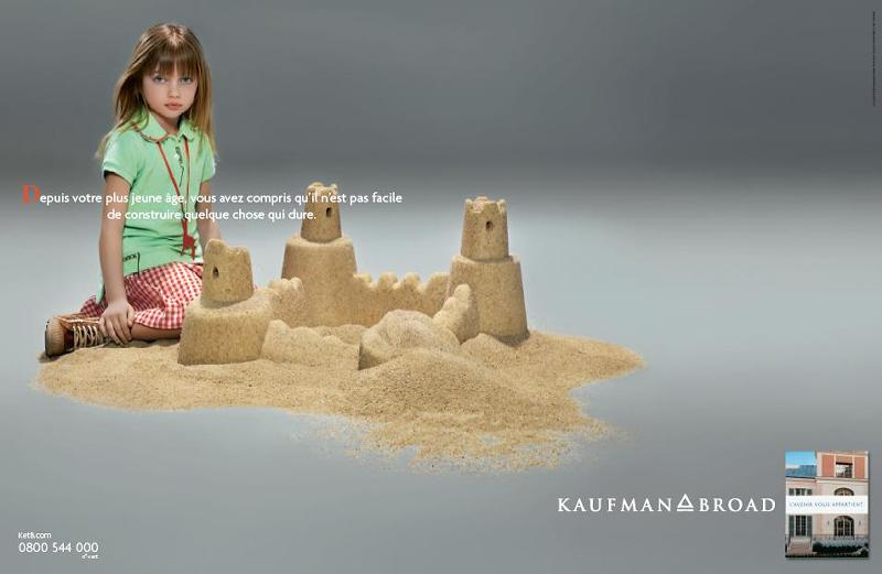 Kaufman & Broad nous replonge en enfance
