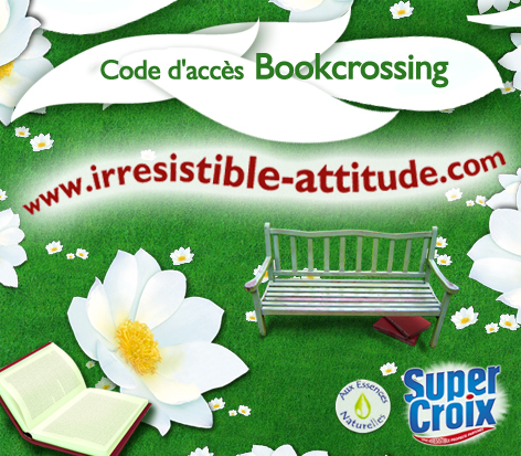 Super Croix se met au bookcrossing