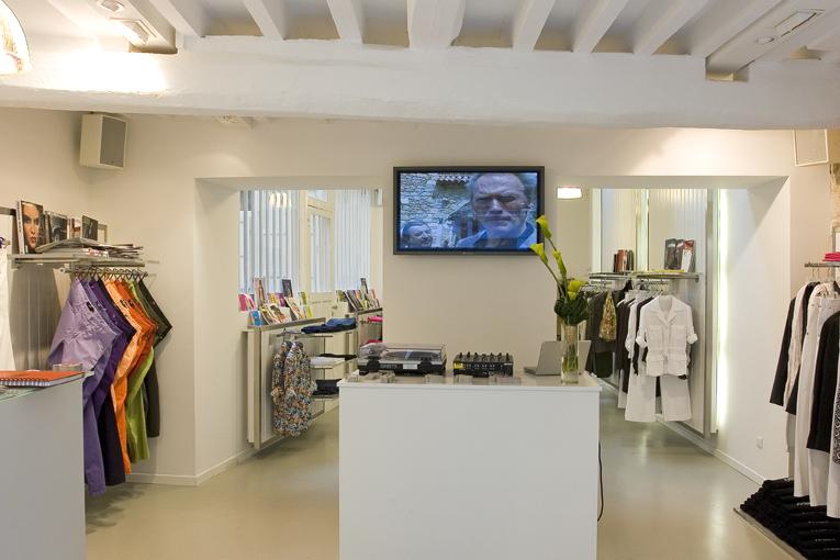 New Man ouvre son nouveau concept store