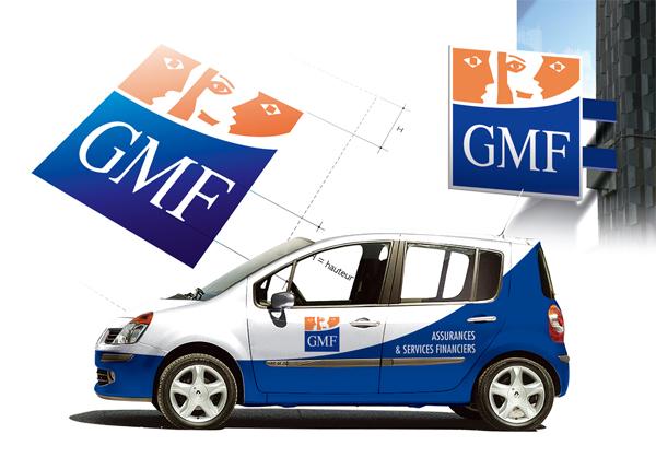 FutureBrand Paris relooke l'identité visuelle de la GMF