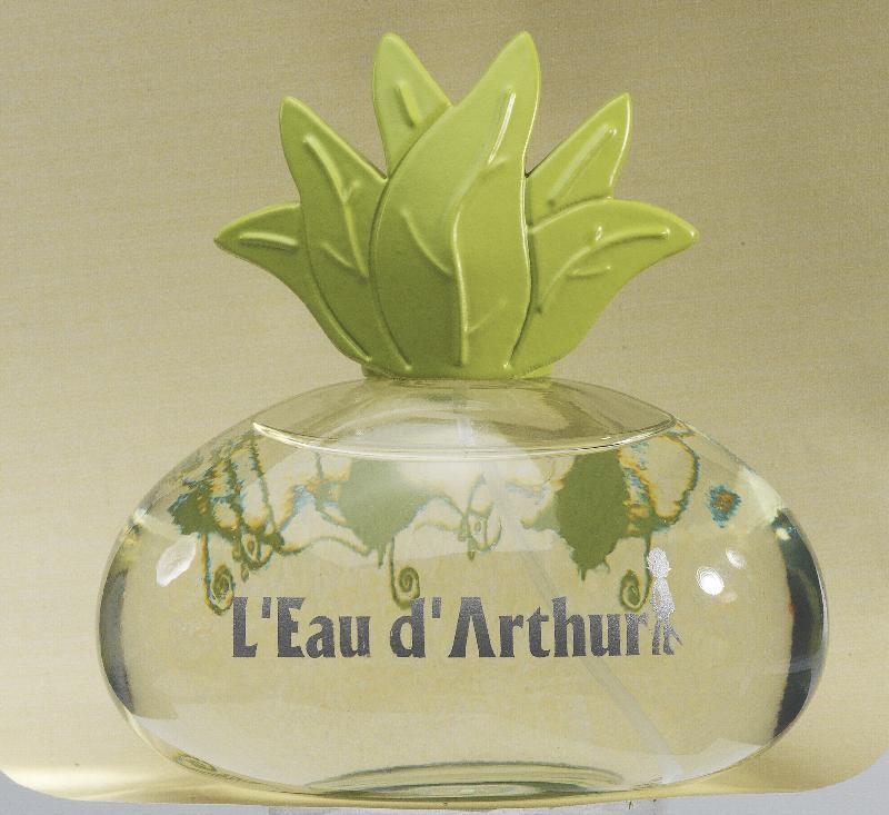 'Arthur et les minimoys' se déclinent en parfums