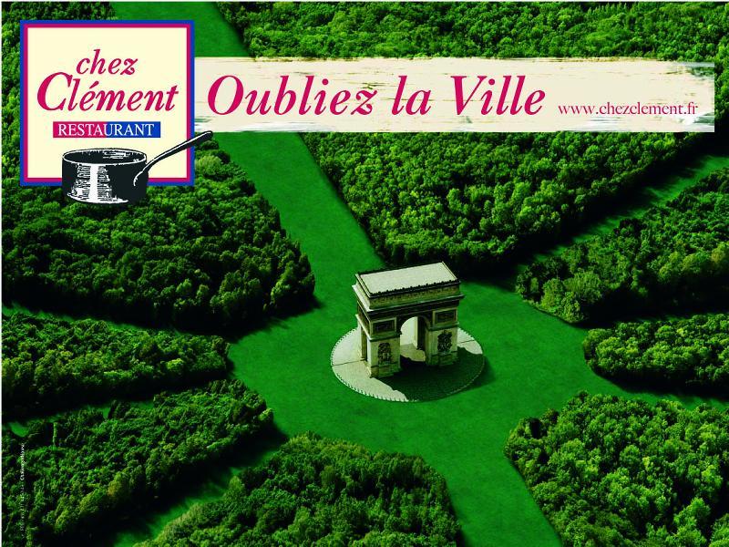 Chez Clément lance une campagne à destination des Parisiens