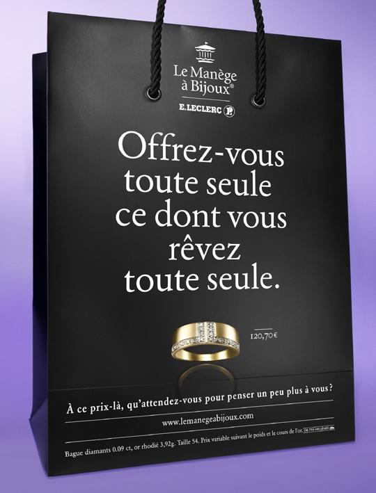 Le Manège à bijoux milite pour le droit des femmes à se faire plaisir