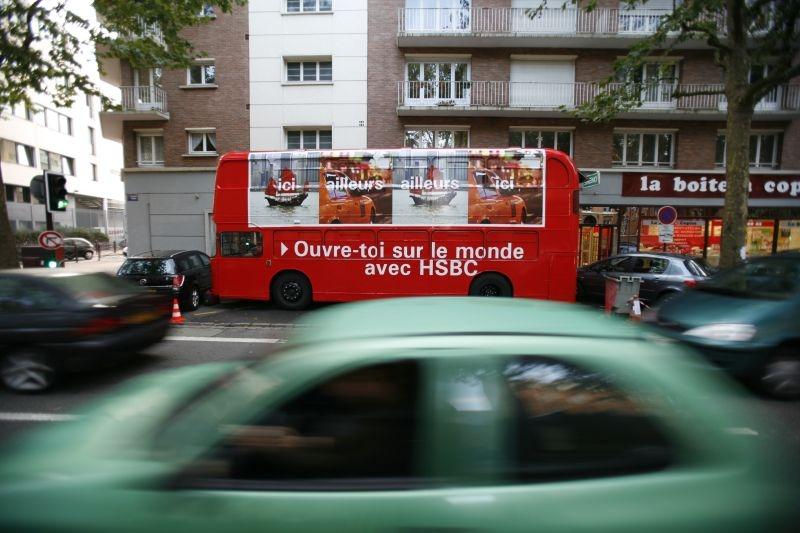 HSBC France part à la rencontre des étudiants avec le 'HSBC Tour'