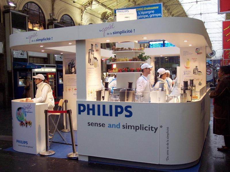Philips offre des vitamines en toute simplicité