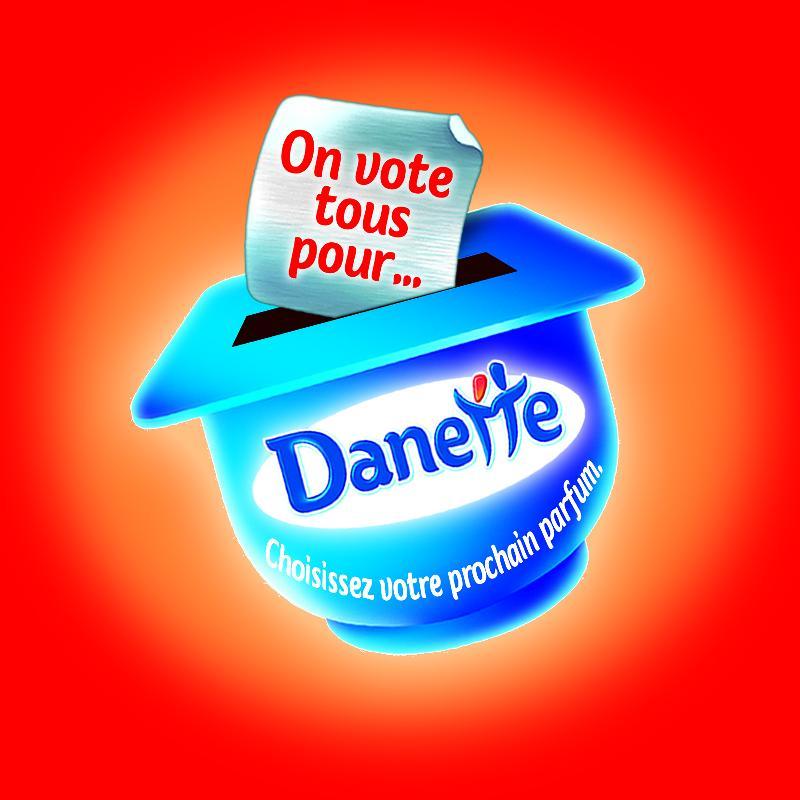 En 2007, Danette appelle de nouveau aux urnes