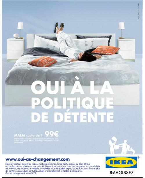 'Votez Ikea' (suite)