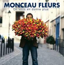 Monceau Fleurs en campagne TV