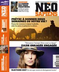 Neosapiens, le nouveau magazine citoyen