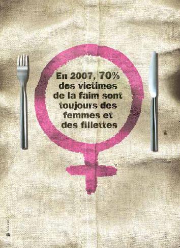 Cart'Com et Paname contre les inégalités hommes/femmes