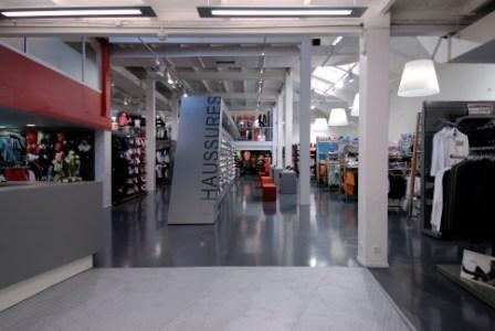 Intersport modernise son concept Sport Leader