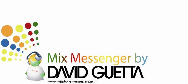 David Guetta mixe un tube pour Windows Live
