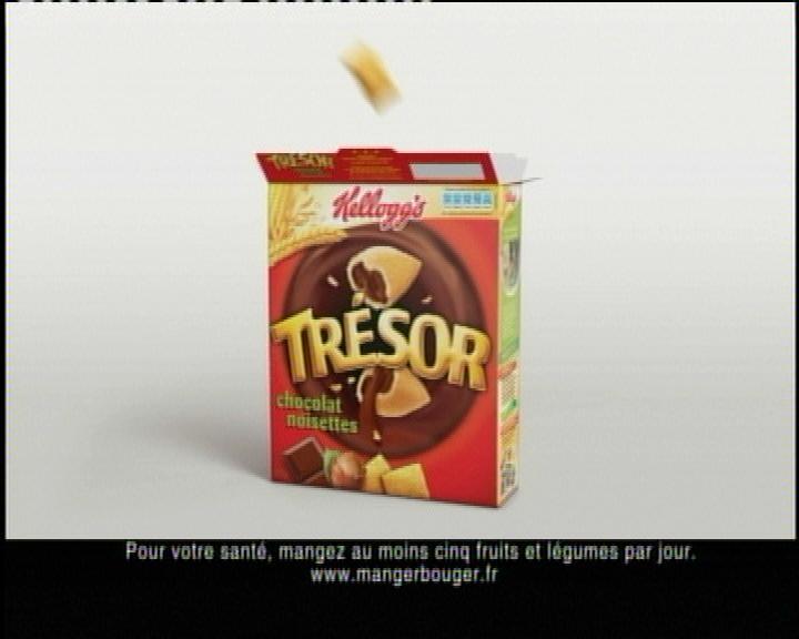 Kellogg's lance une nouvelle marque de céréales