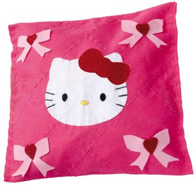 DMC lance une gamme à l'effigie d'Hello Kitty