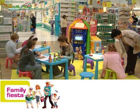 Procter & Gamble fait la fête chez Carrefour