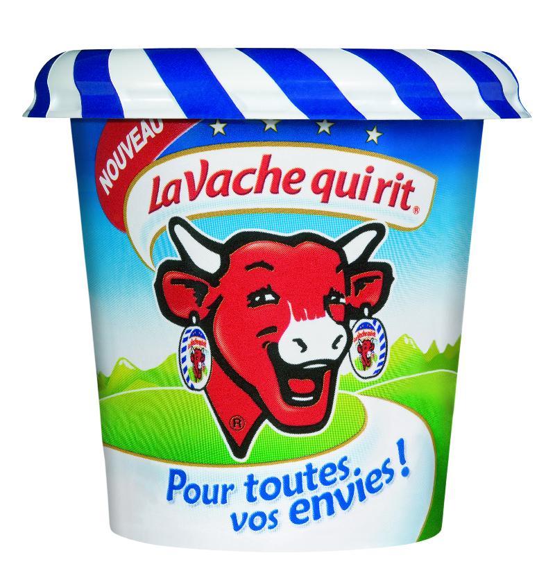 La Vache qui rit se met en pot