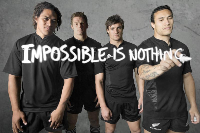 Adidas lance la deuxième phase d''Impossible is nothing'