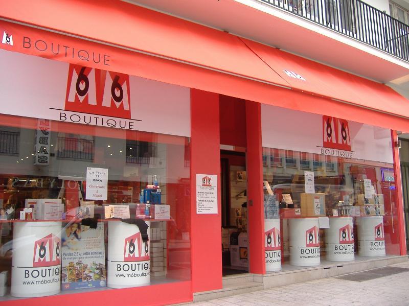 M6 Boutique ouvre une nouvelle enseigne à Nantes