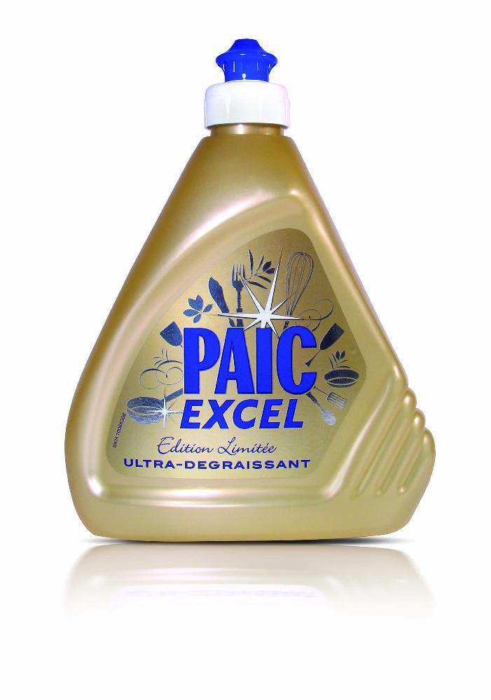 """Paic Excel lance une édition limitée """"or"""" et """"argent"""""""