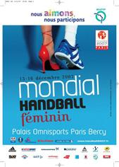 La RATP 'transporteur officiel' du Mondial 2007 de handball féminin