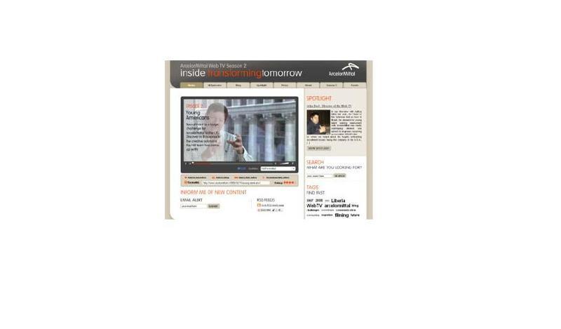 ArcelorMittal lance la deuxième saison de sa série Web TV