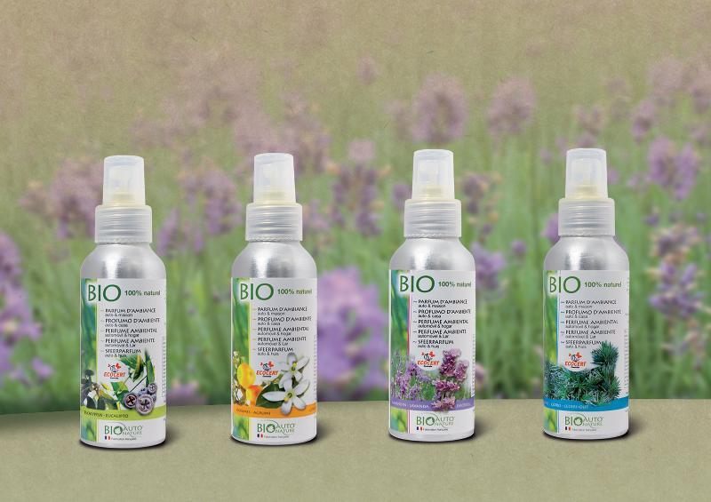 Favori lance des parfums d'ambiance bio YW15