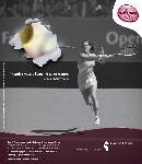 Gaz de France en campagne pour l'Open de tennis
