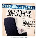 Ikea organise le gang des pyjamas