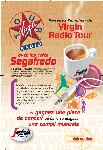 Segafredo partenaire du Virgin Radio Tour 2008