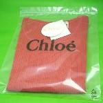 Chloé se met aux sachets biodégradables
