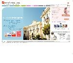Le nouveau site de Forté Pharma met l'accent sur les visuels pour renforcer le relationnel avec les consommateurs