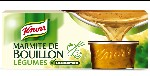 Knorr innove au rayon des bouillons
