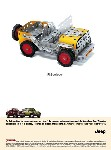 Jeep et Meccano roulent côte à côte