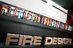 Fire design fait de l'extincteur un objet design