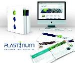 Plastinum affiche son nouvel univers de marque