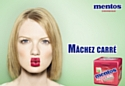 Mentos Full Cube : le chewing-gum devient carré