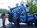 Oreo: démonstration et street marketing