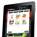 iMenu: application iPad pour restaurateurs