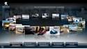 Le showroom tactile de Peugeot reçoit un Popai Award