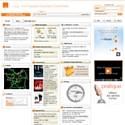 Orange propose un nouvel espace affaires Web 2.0