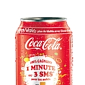 Opération mobile marketing: Coca-Cola et Orange lancent Happy Blabla