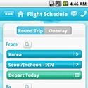 Nouvelle application Android pour Korean Air