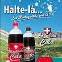 Montania Cola, à J - 2 du lancement de sa campagne d'affichage