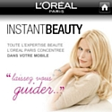 Instant Beauty de L'Oréal sur iPhone