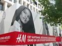 H&M sur la plus belle avenue du monde