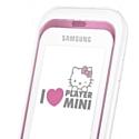 Hello Kitty sur Samsung pour Noël