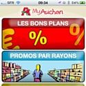 Tous les tracts d'Auchan disponibles sur iPhone